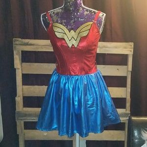 DC Wonder Woman Halloween Costume